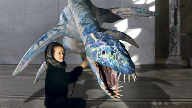 Erth's Prehistoric Aquarium
