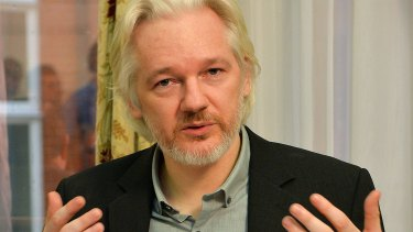 WikiLeaks founder Julian Assange has lived at Ecuador's London embassy since June 2012.