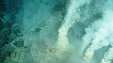 Primordial soup made sense when little was known about the universal principles of life's energetics, but it's time to consider hydrothermal vents.