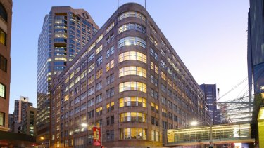 David Jones' iconic Market Street store will be sold to the Scentre group for $360 million.