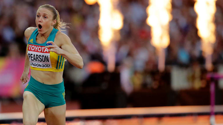 Two-time world champ Sally Pearson is coming to Canberra.