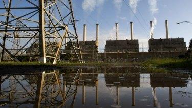 Hazelwood: Australia's most emissions-intensive major power plant.