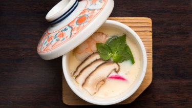 Kanzan's chawan mushi is a Melbourne benchmark.