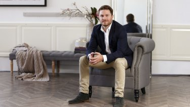Temple & Webster CEO Mark Coulter wants to make the online furniture retailer a household name.