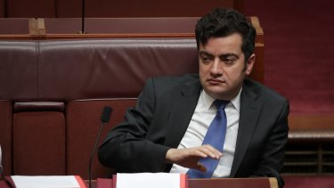 Changes to national security laws came after several media reports of Senator Sam Dastyari meeting with Chinese donors.