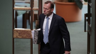 Tony Abbott was the first prime minister since Ben Chifley not to live in The Lodge.