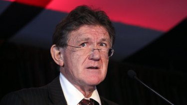 Postcodes ranked by donations: NAB chief economist Alan Oster.