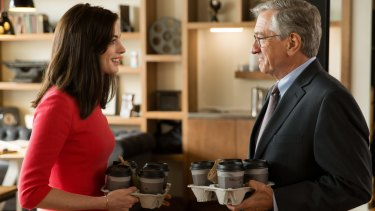 Robert De Niro showed old dogs sometimes have the best tricks in <i>The Intern</i>.