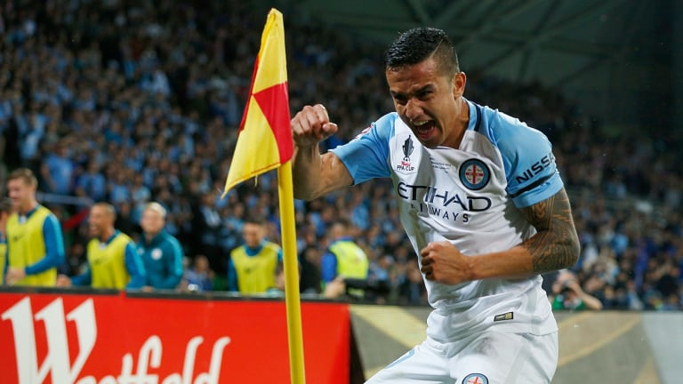 Winner: Tim Cahill.