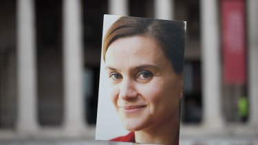 Jo Cox was shot and stabbed in the street on June 16 and later died.