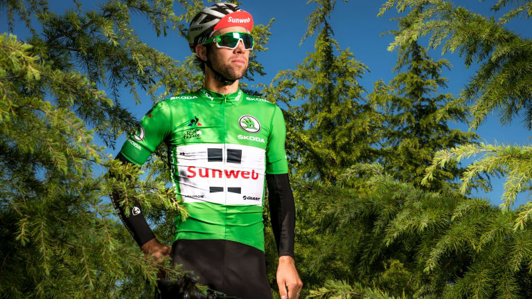 Canberra cycling star Michael Matthews might not look to defend his Tour de France green jersey.