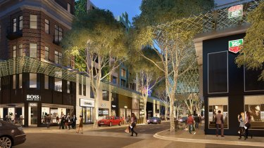 Work on the $11 million Edward Street project will begin in the 2015-16 financial year.
