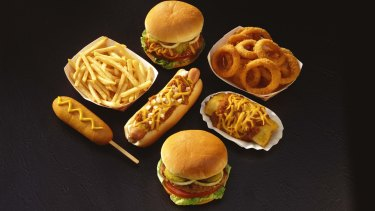 Over the limit: The George Institute analysed the kilojoule count of popular meals sold in fast food restaurants.