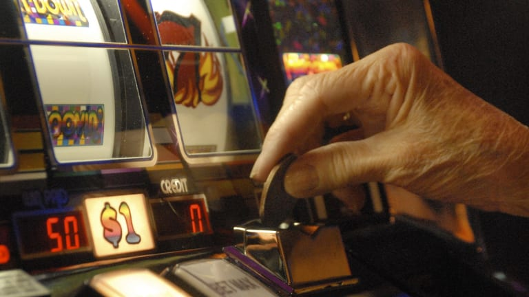 WA restricts pokies to the casino.