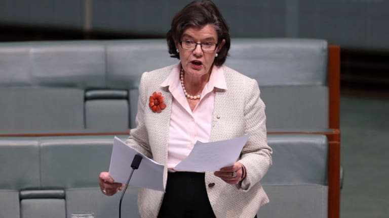 Independent MP Cathy McGowan has had her invitation to give the Mary Mackillop Oration withdrawn due to her views on same sex marriage.
