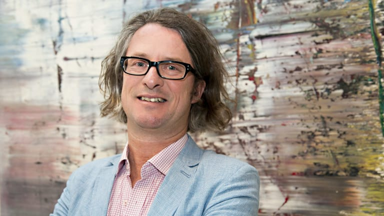 Max Delany takes over at the Australian Centre for Contemporary Art in February.