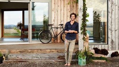 Artist Brett Weir: 'Building a house isn't as scary as you'd expect'