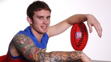 Classy: Dayne Beams is the new Brisbane skipper.