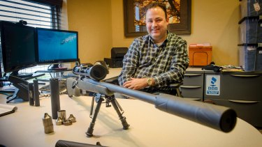 South Dakota firearms dealer Brandon Maddox says he lost his 11-year-old business overnight.