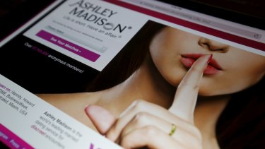 Big breach: Ashley Madison's database has been compromised.