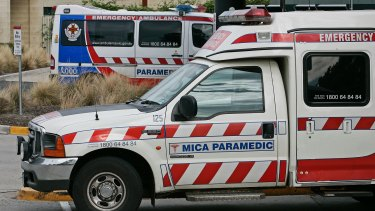 Ambulance 'ramping' has been identified as one of the main drivers of worsening ambulance delays.