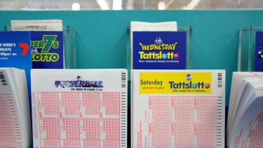 Tatts said a strong lotteries performance, backed by eight jackpots of $15 million or more and a jackpot pool value average of $32.5 million, helped drive lotteries revenue up 8.8 per cent in the quarter.