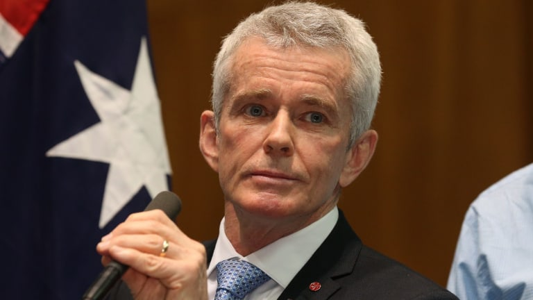 """I've taken all steps that I reasonably believe necessary"": Malcolm Roberts."