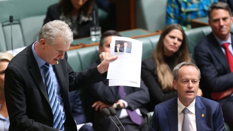 In the Labor caucus, 55 per cent of MPs worked as staffers, electorate officers or advisers before being elected.