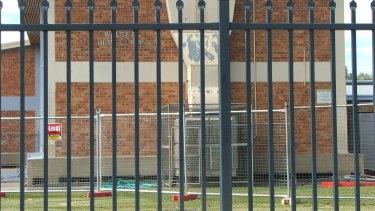 Mr Piccoli said the government had allocated $7 million to improve the physical condition of schools like Walgett.
