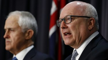 Attorney-General George Brandis has urged the High Court to see to the citizenship saga as quickly as possible.
