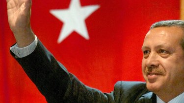 Recep Tayyip Erdogan has continued what has become a daily ritual of mounting fresh attacks on Europe.