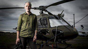 Cameraman Gordon Buchanan is in our backyard for this episode of Equator from the Air.