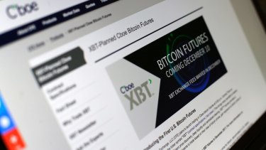 The launch of Bitcoin futures this week on a regulated exchange, Cboe Global Markets, marked an important milestone for bitcoin's shift from the fringes of finance toward the mainstream.