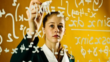 'We see students who are doing very well in maths deliberately choosing general maths to achieve a band six, which contributes to a very high ATAR score.'