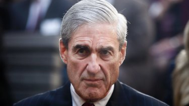 Former FBI Director and special counsel Robert Mueller