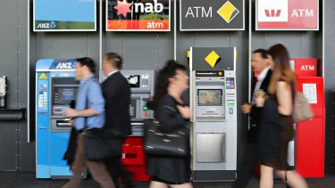 The big four have passed on only part of the RBA's official rate cut.