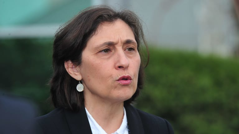 """Victorian Energy and Environment Minister Lily D'Ambrosio said """"expecting us to sign up was a ridiculous proposition""""."""