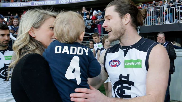 Family played a large part in Bryce Gibbs seeking a trade to Adelaide.