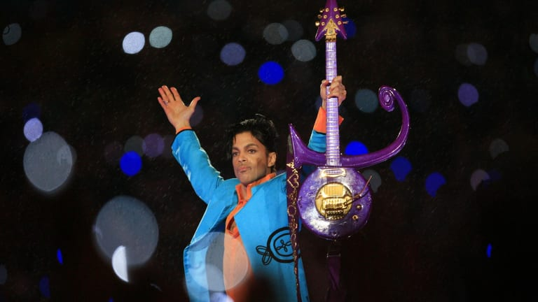 Prince in 2007.