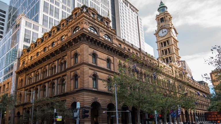 Sydney GPO has been sold in a secretive deal for $150 million.