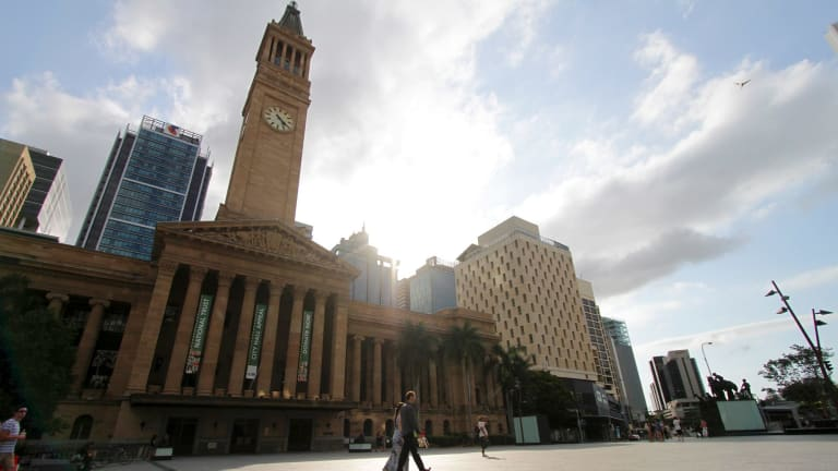 Brisbane City Council has ruled out a smoking ban in King George Square.