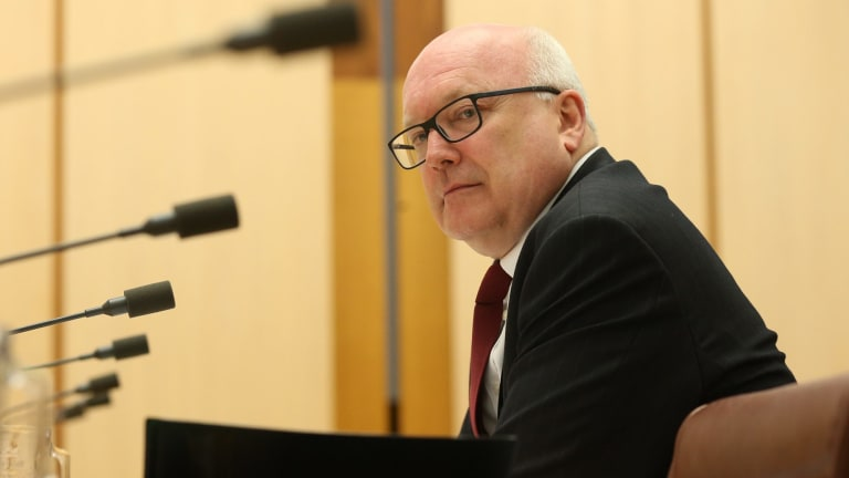 Attorney-General George Brandis's position on funding means thousands of Australians will go without access to justice.