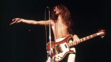 """""""It's really exciting, for myself, and hopefully for fans,"""" says Glenn Hughes."""
