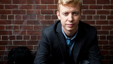 """Moving on: Reddit co-founder Steve Huffman says the celebrity hacking controversy """"was tough to watch."""""""