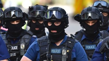 MI5 has twice as many staff as ASIO to deal with a domestic security problem 10 times bigger than ours.