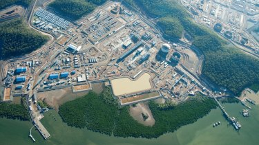 Shell recently acquired the Queensland Curtis LNG project as part of its $70 billion takeover of BG Group.