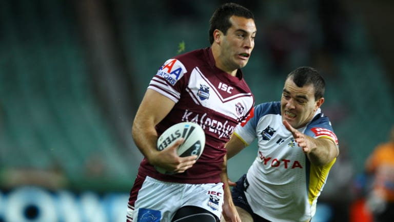 Former Manly and Penrith outside back Michael Oldfield will add depth to the Raiders squad.