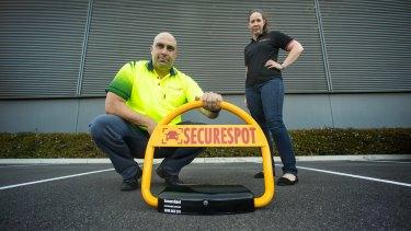 Suzy and Joe Luppino of SecureSpot