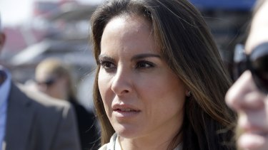 Mexican actress Kate del Castillo is credited as having set up the secret meeting between Sean Penn and Joaquin 'El Chapo' Guzman.