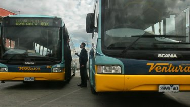 Melbourne's bus contracts are set to be overhauled.
